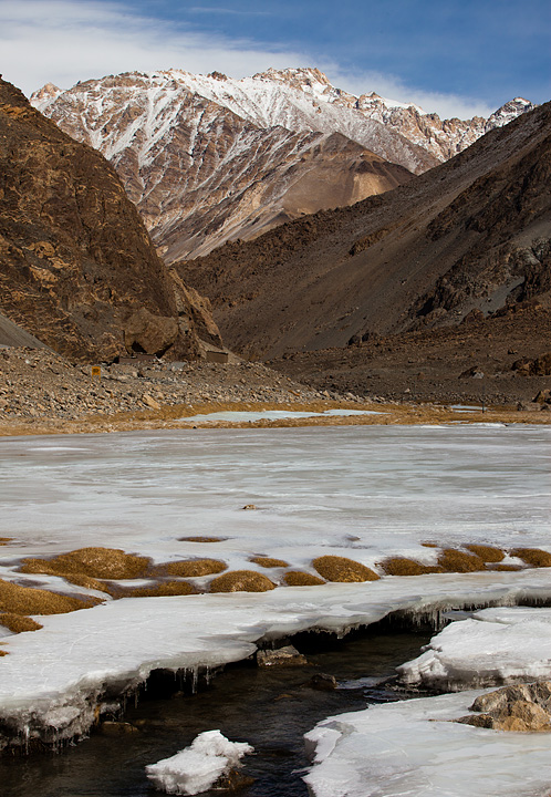 winter ladakh photography