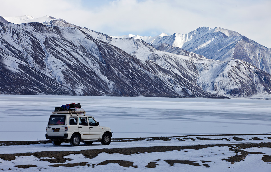 Ladakh a place to visit in Winter
