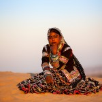 Beauty of desert by Parimala VR