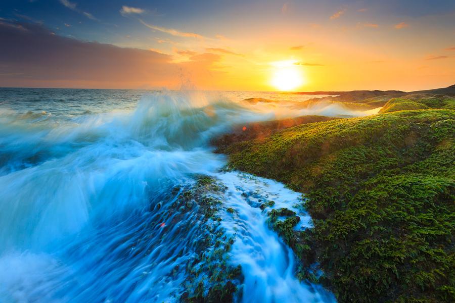 landscapes darter coastline landscape karnataka beaches